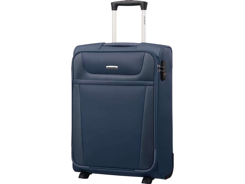 9b2df1c3930 Deze eerste goedkope handbagage koffer van Samsonite is een prima basis  koffer die eigenlijk alles heeft. Je kunt alle spullen goed opbergen door  de interne ...