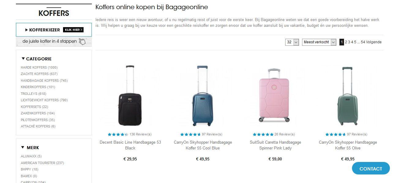 Waar Kan Ik Een Koffer Online Kopen