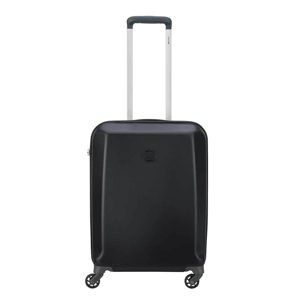 58e62551e41 Het is een sterke koffer die je kleren goed zal beschermen met zijn harde  schaal. Deze Delsey vervoer je gemakkelijk dankzij de ...