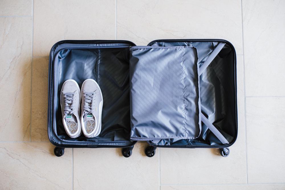 SININ handbagage koffer
