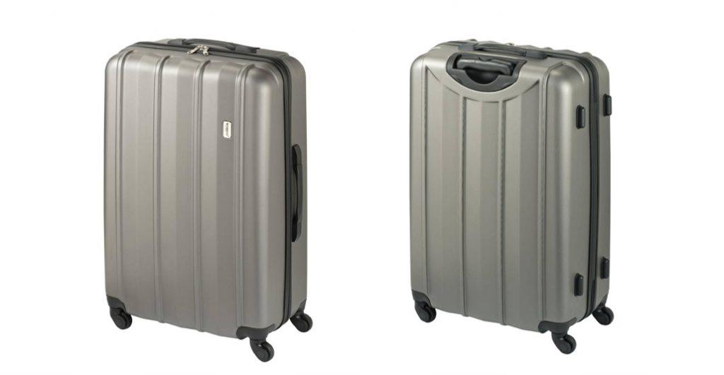 Princess Traveller Rome koffer ABS - L
