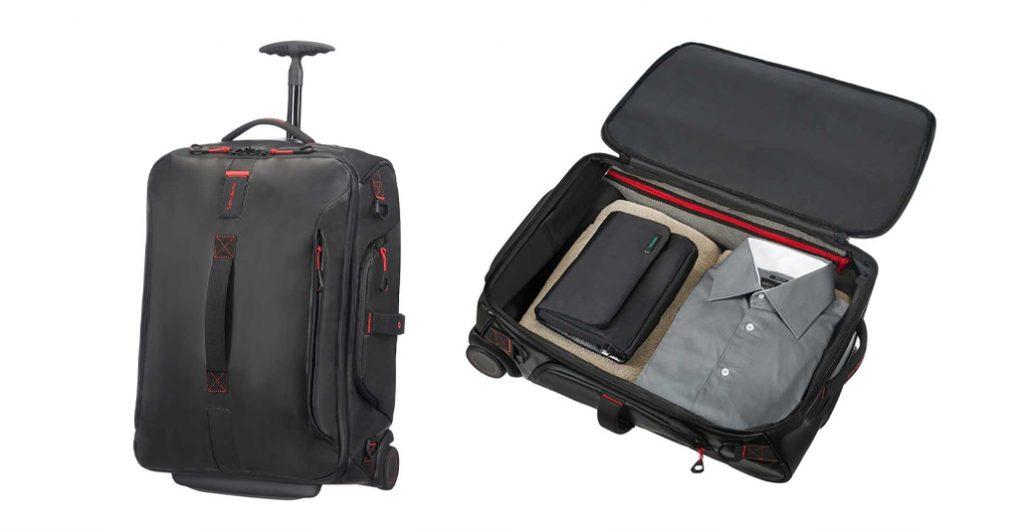 Samsonite Paradiver Light Duffle Wheels Backpack 55